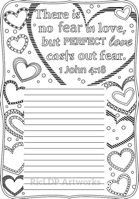 Coloring Journal by Set Of 5 Bible Coloring Journals Bible Journaling With 5