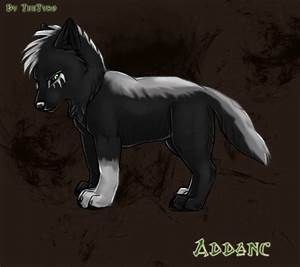 Addanc the Wolf Pup by TheTyro on DeviantArt