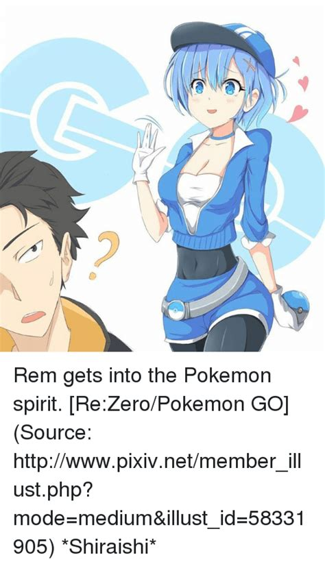 Re Zero Memes - pokemon go van meme images pokemon images