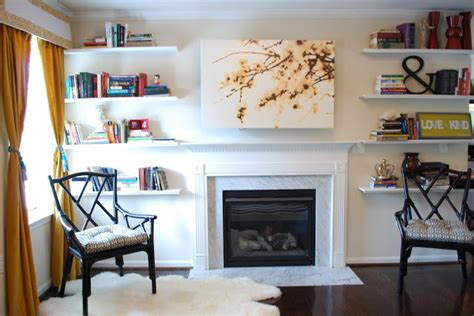 tips  decorating   television home stories
