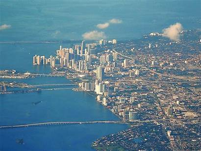 Miami Downtown Florida Aerial 2008 Wikipedia Mayami