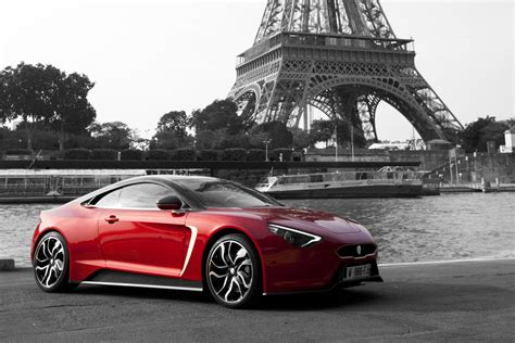 The Furtive-eGT is the Hyper-car at the Hurlingham Club ...