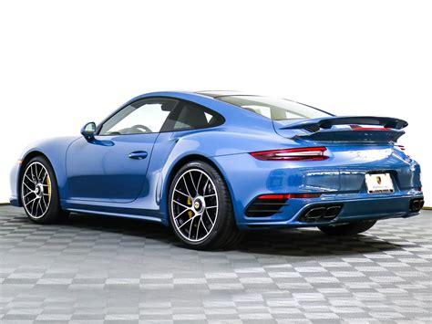 2019 New Porsche by New 2019 Porsche 911 Turbo S Coupe In Riverside 10893p