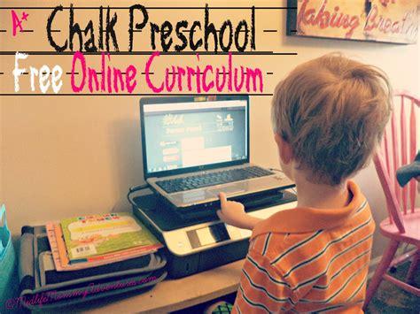 free preschool amp curriculum from chalk 483   8412614 orig
