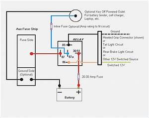 5 Pin Relay Wiring Diagram  U2013 Moesappaloosas Com