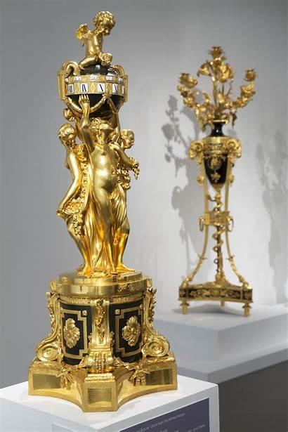Bronze Gilt Objects Pierre Gouthiere Navigation Event