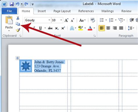 Creating Label Templates In Word by Creating Label Templates In Word 2 Popular Sles
