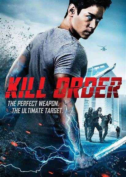 Kill Order Poster Arts Martial