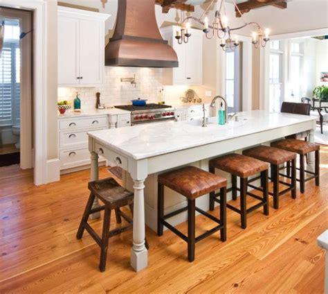 kitchen island table designs kitchen island table