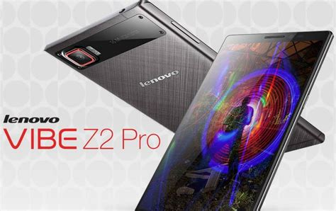 lenovo launches the g3 worrying vibe z2 pro smartphone