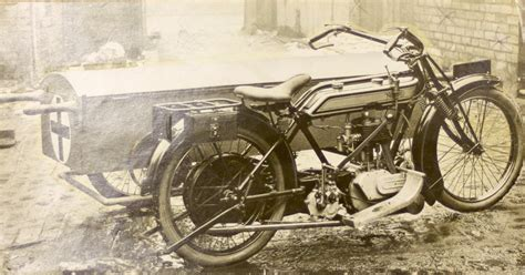 1915 Model Big Four Norton