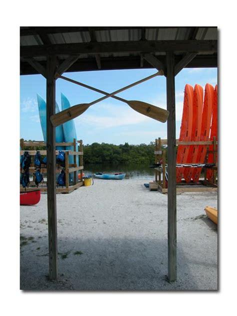 kayaking fort desoto