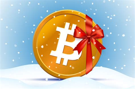 By collin brown november 26, 2019 no comments. Christmas present ideas: How to give Bitcoin as a gift