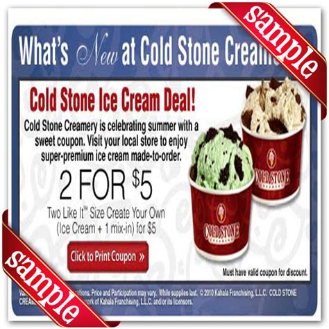 cold creamery coupons june 2014 free printable cold