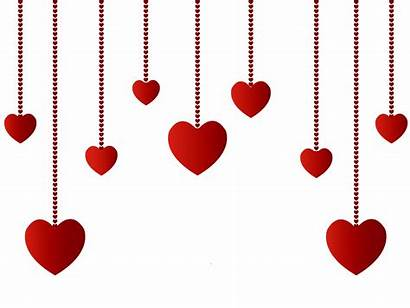 Hanging Clipart Heart Hearts Decoration Decor Clipground