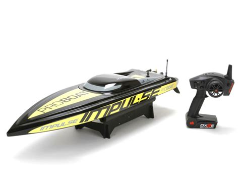 Pro Boat Rc by Pro Boat Impulse V3 V 2 4ghz Brushless Electric Rc