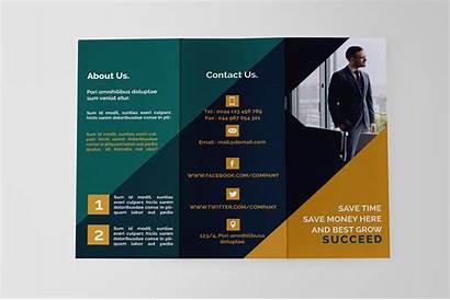 Brochure Fold Tri Nil Trifold Brochures Template
