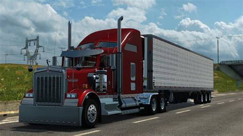 all kenworth trucks kenworth w900 v2 0 truck euro truck simulator 2 mods