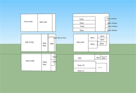 hanging bunk beds free plans at pdf loft bed plans castle plans free