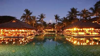 Bali Indonesia Resort Wallpapers Intercontinental Desktop Country
