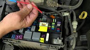 How To Wire Drl And Halos To Acc In Fuse Box For Jeep