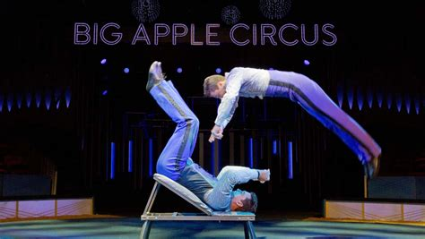 video ninth generation circus performers