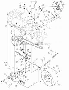 Yard Man 13am772g755 Parts List And Diagram