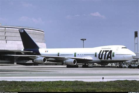 Boeing 747-2B3BM - UTA - Union de Transports Aeriens ...