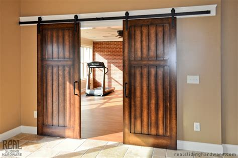 interior sliding barn doors for homes home barn door hardware traditional home other metro by sliding hardware