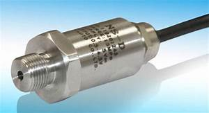 What Are Hydraulic Pressure Transducers