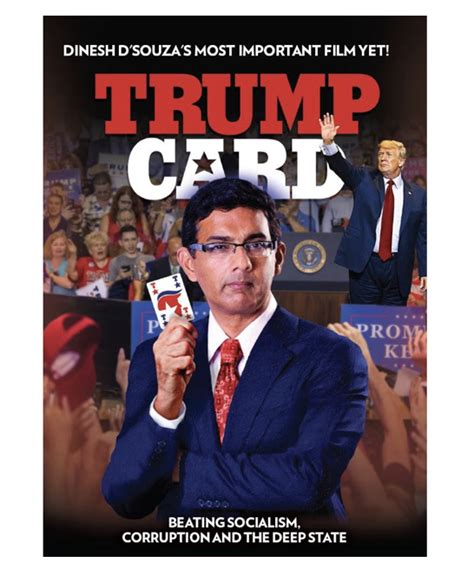 trump card trailer official tuesday september movie souza dinesh poster point screen