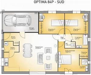 17 meilleures idees a propos de plan maison plain pied sur for Plan de maisons gratuit 9 maison plain pied 120m178 maisons ideales