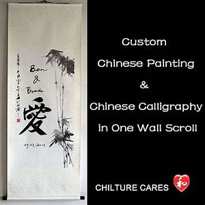 pin by chilture on chinese calligraphy art wall scrolls With chinese letter wall art