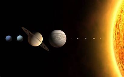 Solar System Space Planet Planets Wallpapers Background