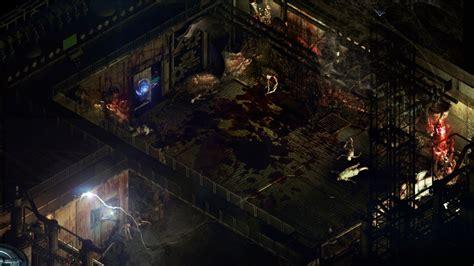 isometric sci fi horror game stasis  finally