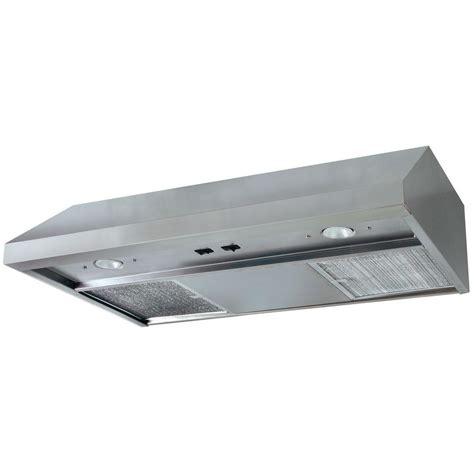 kitchen hood fan home depot air king advantage 36 in convertible range hood in