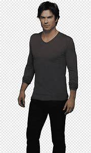 Ian Somerhalder Damon Salvatore The Vampire Diaries ...