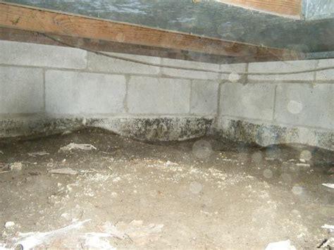 healthy spaces crawl space repair photo album cold