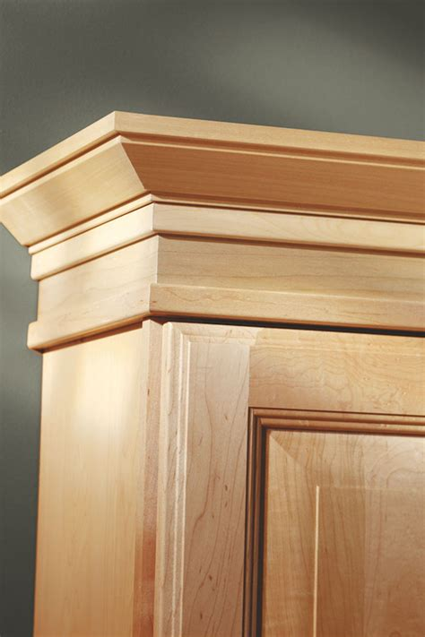 mission crown moulding aristokraft cabinetry
