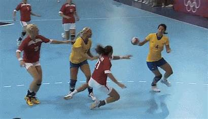 Handball Olympics Gifs Olympic Summer Animated Balonmano