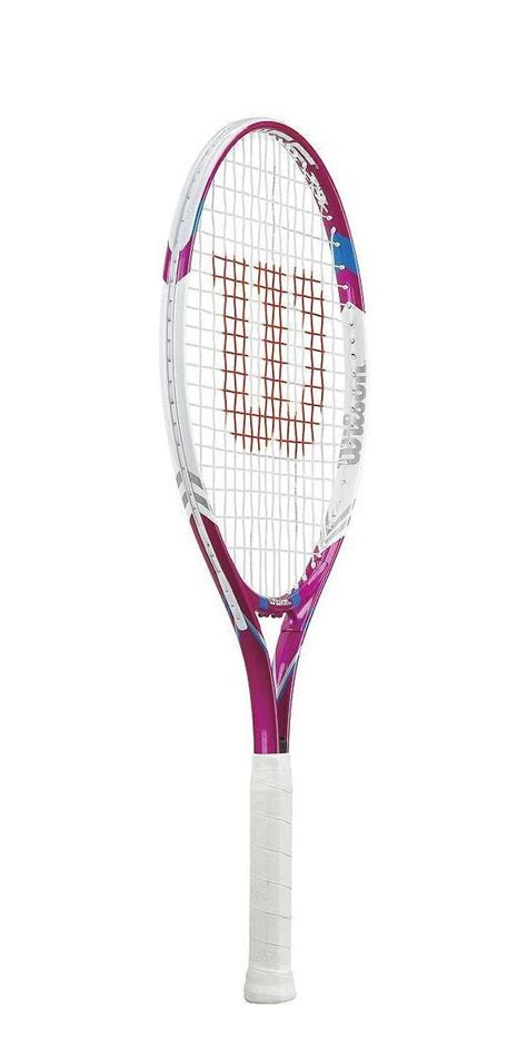 wilson juice   junior tennis racket aluminium pink tennisnutscom