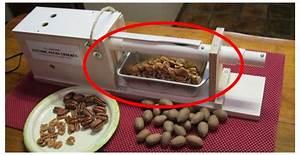 Automatic Electric Pecan Cracker  Nut Sheller