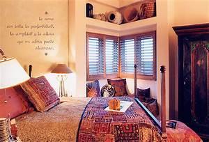 Southwestern, Styled, Bedroom