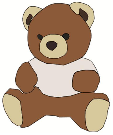teddy bear animated clipart