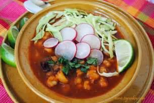 Pozole Rojo Recipe Mexican