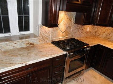 colonial gold granite countertop colonial gold yellow