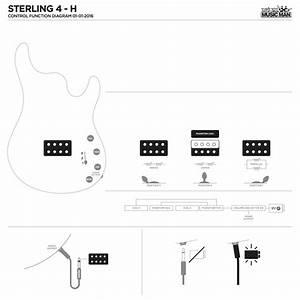 Series V Parallel Volume Variation On Mm Sterling Bass
