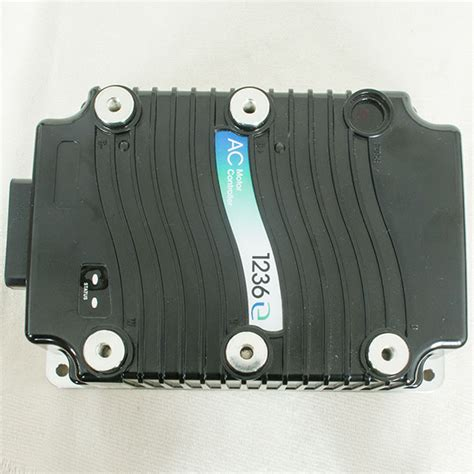 Ac Motor Controller by Curtis Programmable Ac Motor Controller 1236e 6401 1236e