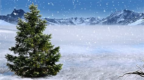 Background Images Snow by Winter Background With Snow