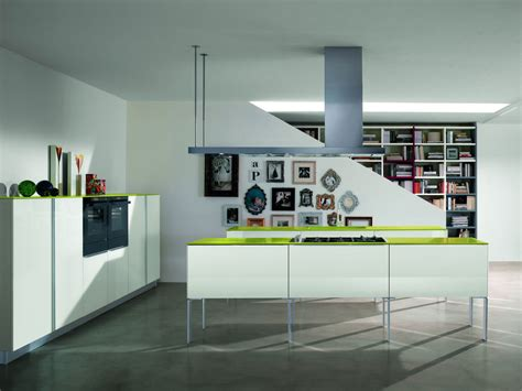 architecture de cuisine moderne cuisine moderne design luxe idée en photo